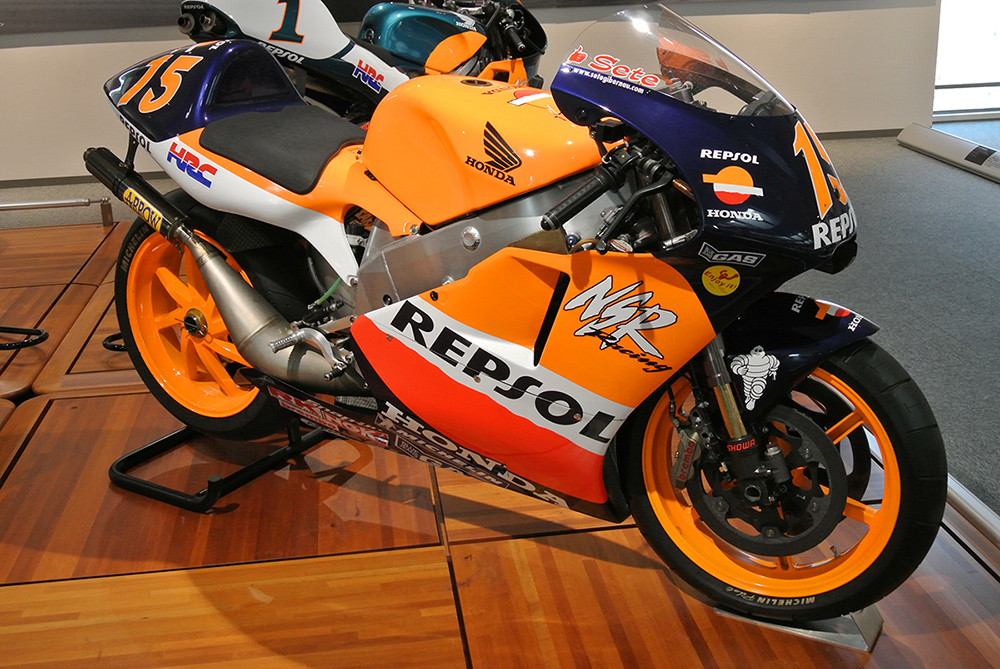 Honda NSR500V