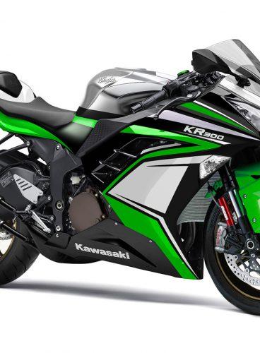 Kawasaki KR300 Injected Concept