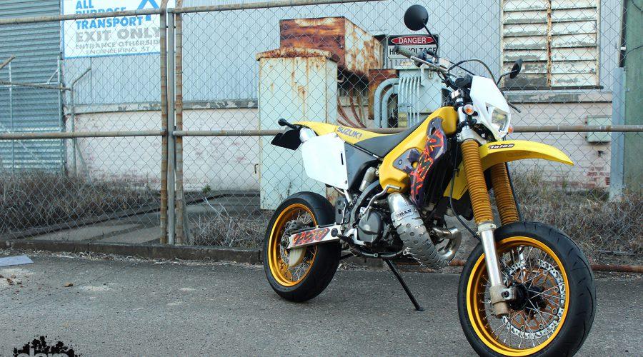 1996 Suzuki RMX250S