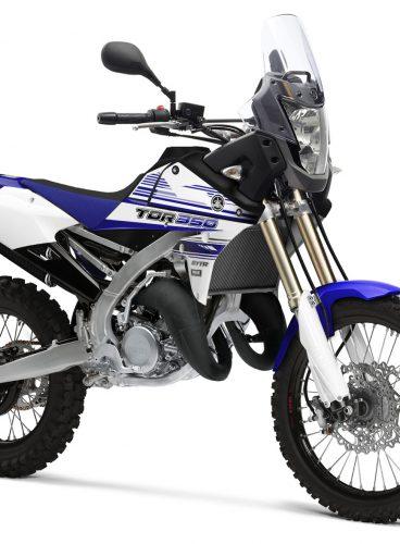 Yamaha TDR350 Concept
