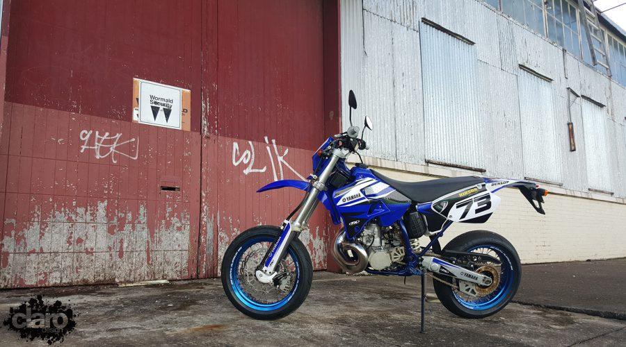2001 Yamaha YZ250WR
